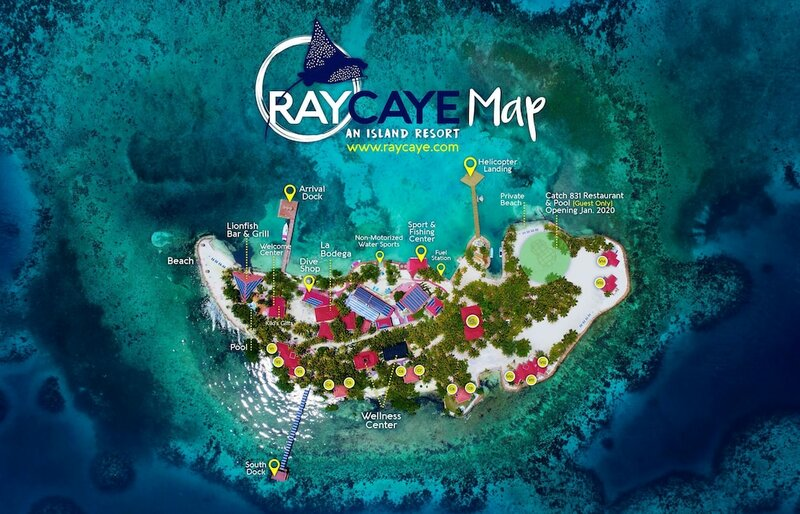 Ray Caye Island Resort