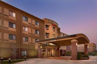 Courtyard Marriott Denton
