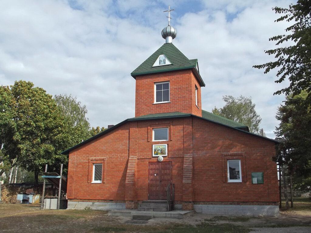 православный храм — Церковь Успения Пресвятой Богородицы — Калинковичи, фото №2