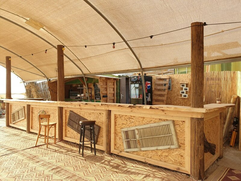 Dead Sea Camping