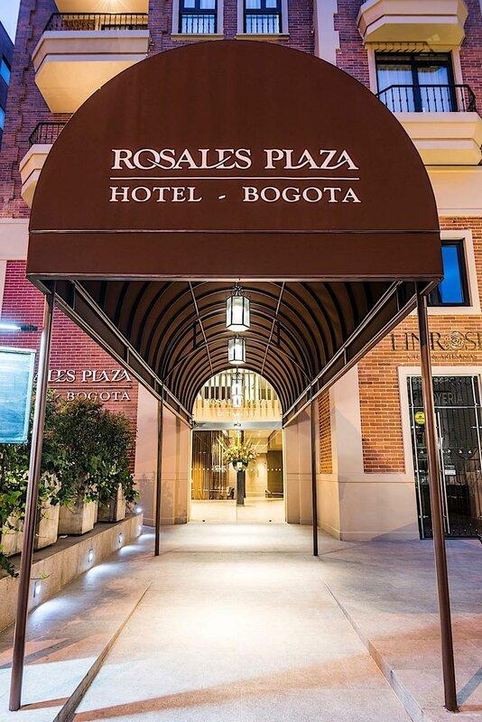 Hotel Rosales Plaza