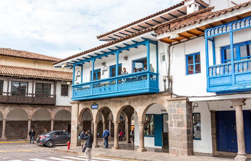 Hotel Cusco Plaza de Armas