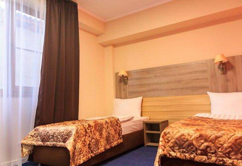 Отель Comfort