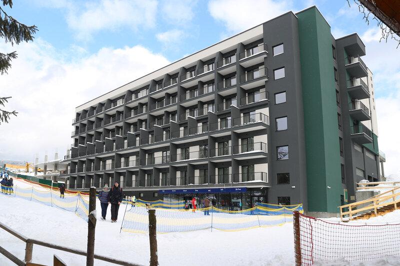 Hvoya Apartments