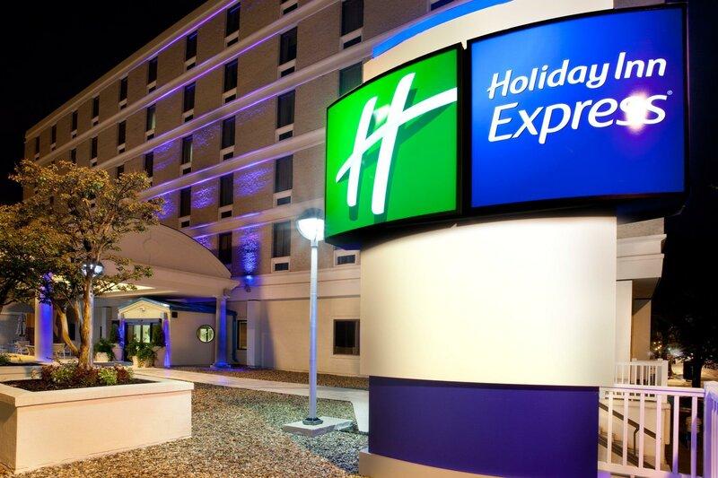 Holiday Inn Express Richmond Downtown