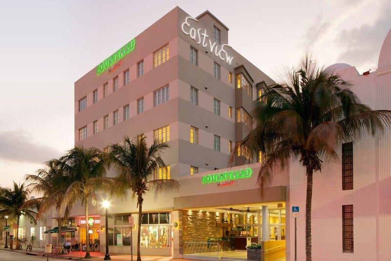 Courtyard by Marriott South Beach