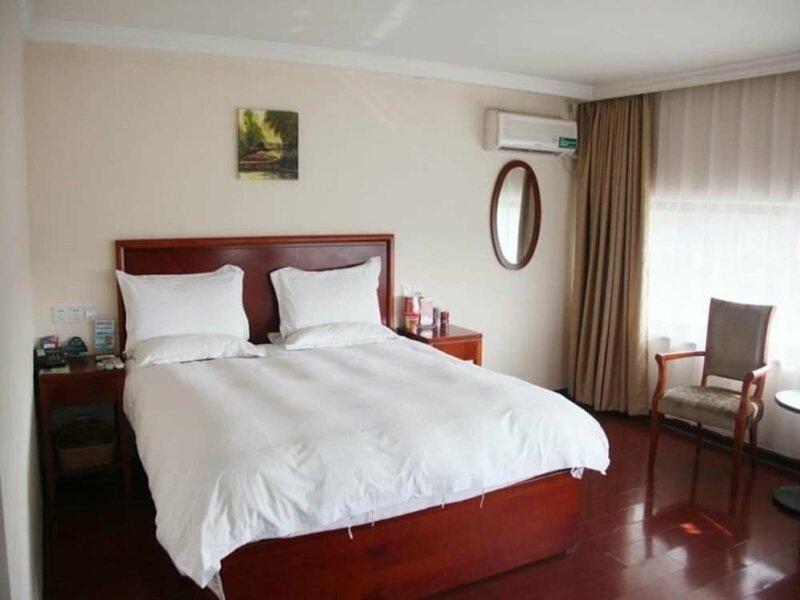GreenTree Inn Nantong Gangzha District HongMing Plaza Express Hotel