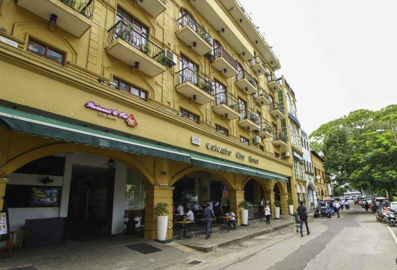 Отель Yoho Colombo City