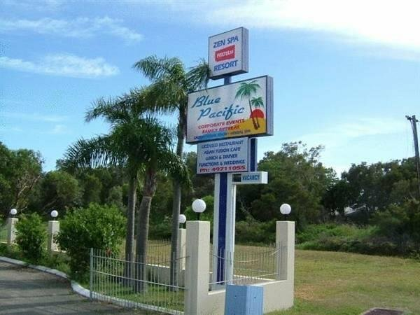 Blue Pacific Motel Swansea