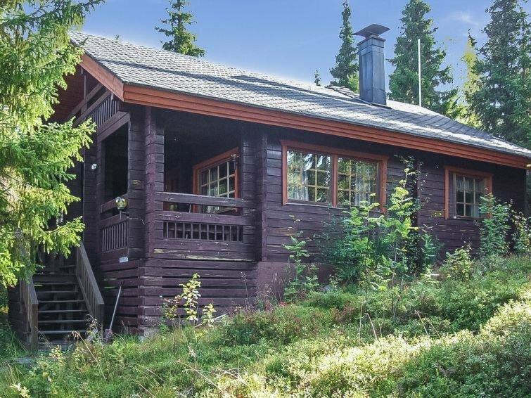 Holiday Home Lomamaja Rukaranta