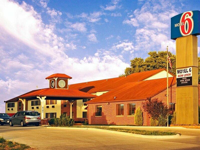 Motel 6 Waterloo, Ia - Crossroads Mall - Cedar Falls