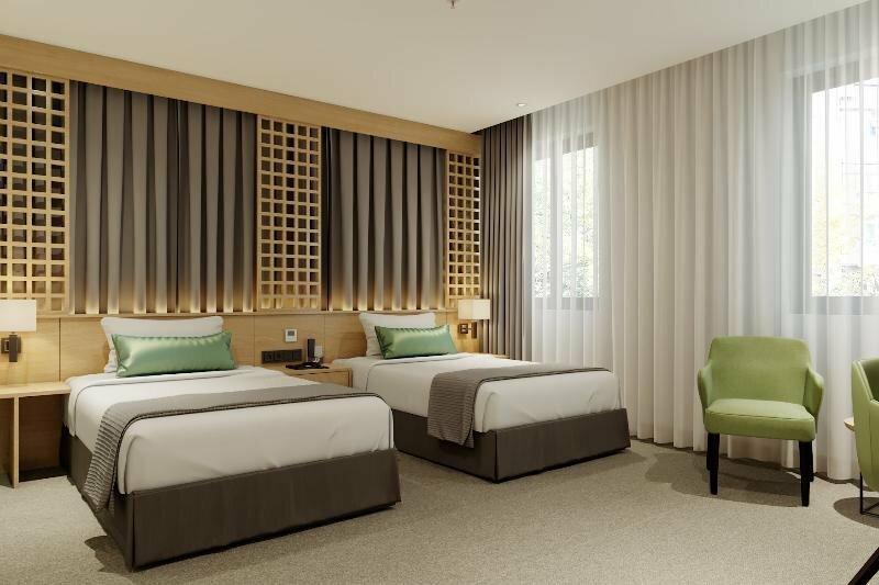 Hotel 1-2-3 Hanoi Linh Lang