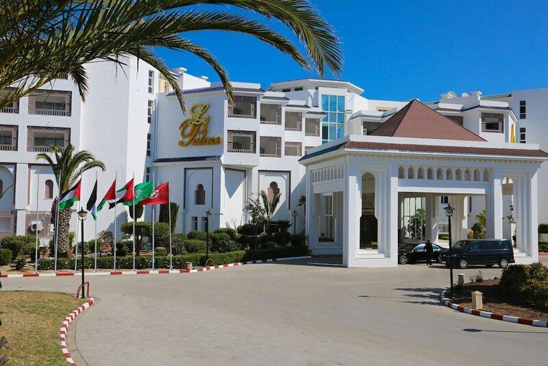 Hotel Le Palace