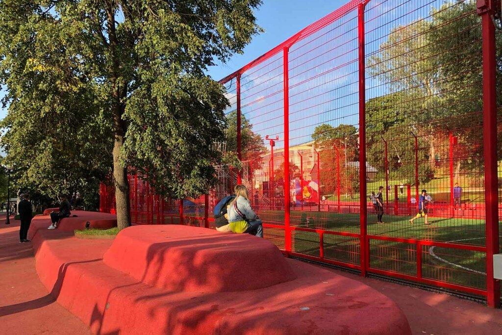 спортивный комплекс — Nike Box Msk — Москва, фото №4