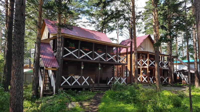 Гостевой дом Аршанский бор