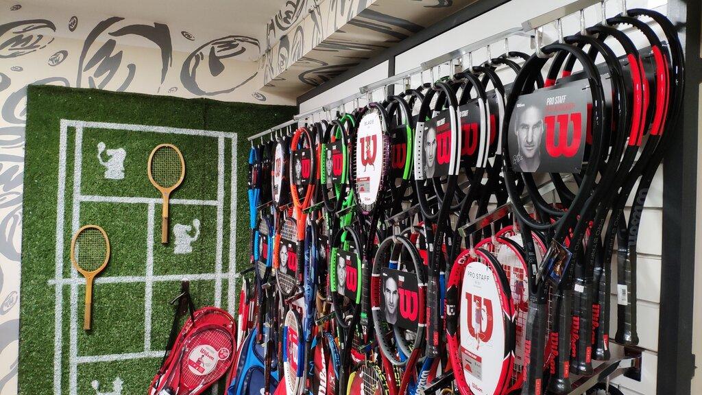 Мир Тенниса Магазин