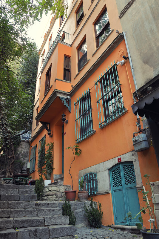 House Mola Galata