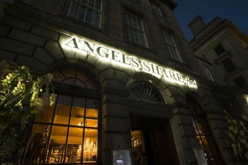 Angel's Share Hotel