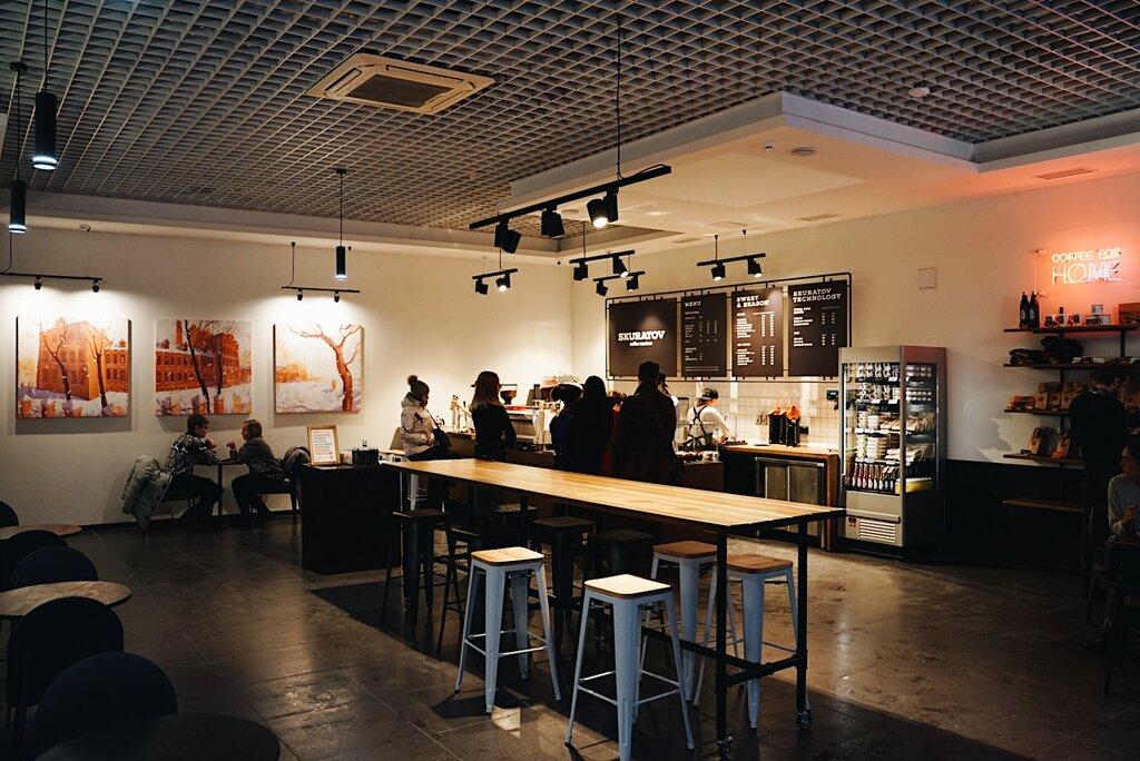 coffee shop — Skuratov, coffee roasters — Omsk, photo 2