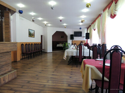 Гостиница военного общежития