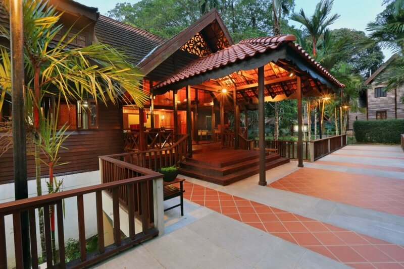 Taman Negara River View Lodge
