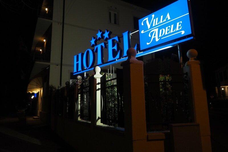 Отель Villa Adele