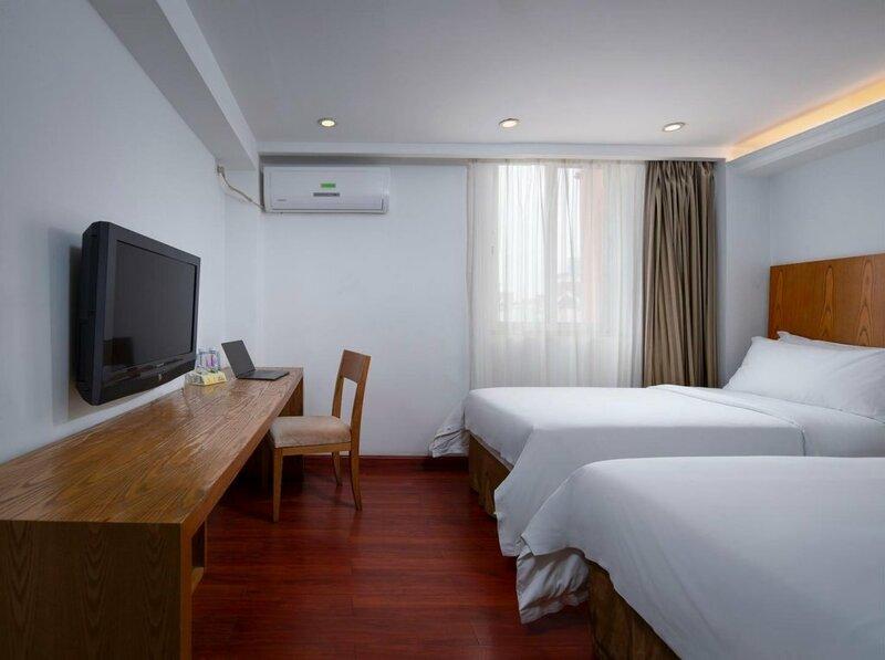 Vienna 3 Best Hotel Meilong Road