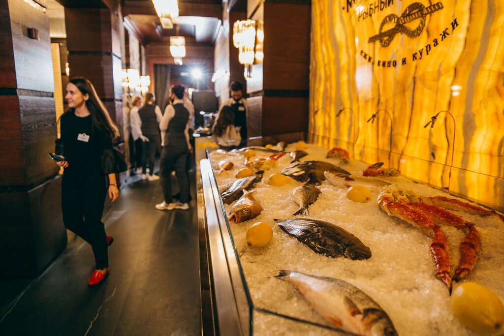 ресторан — Морской Конёк — Курск, фото №2