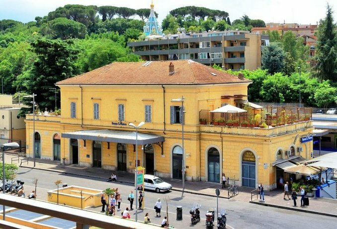 La Stazione Del Vaticano