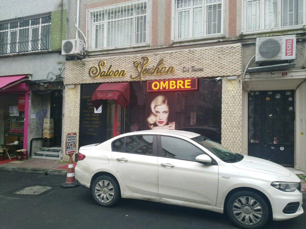 güzellik salonu — Saloon Perihan & Saç Tasarım — Fatih, foto №%ccount%