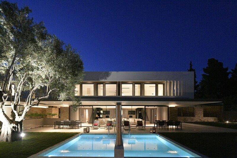 Вилла Amantes Villas and Suites