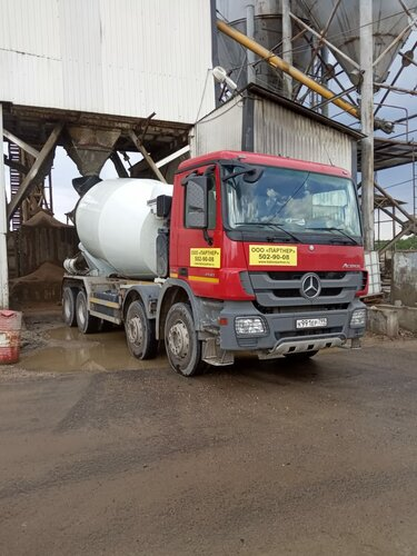 завод партнер бетон