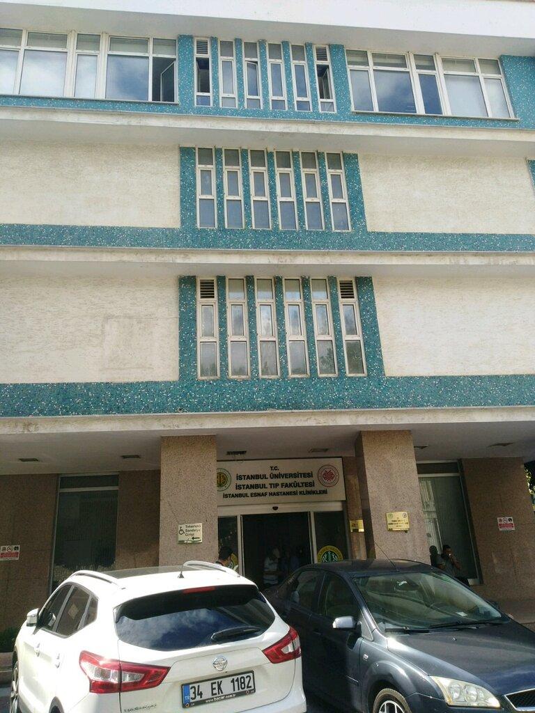 hospital — T. C. İstanbul Üniversitesi Tıp Fakültesi Esnaf Hastanesi Klinikleri — Fatih, photo 1