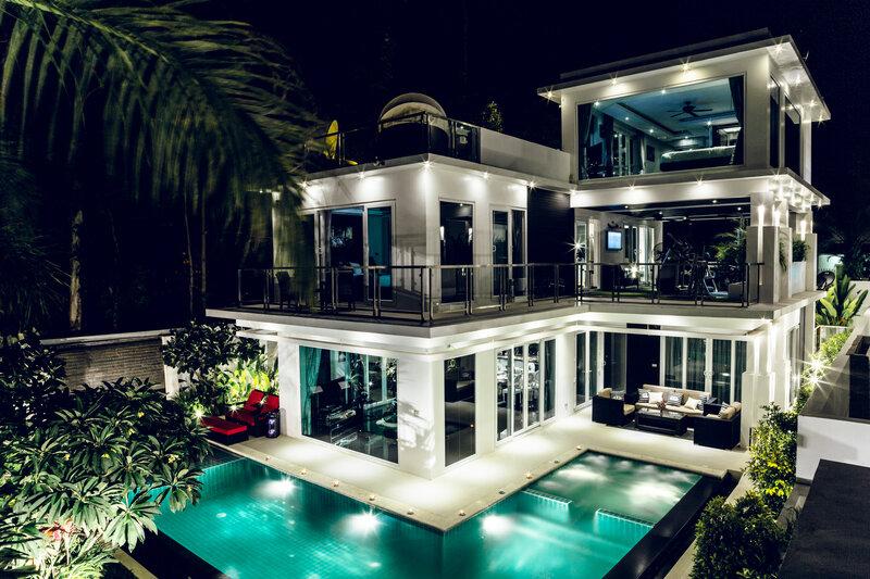 VIP Villas In Pattaya