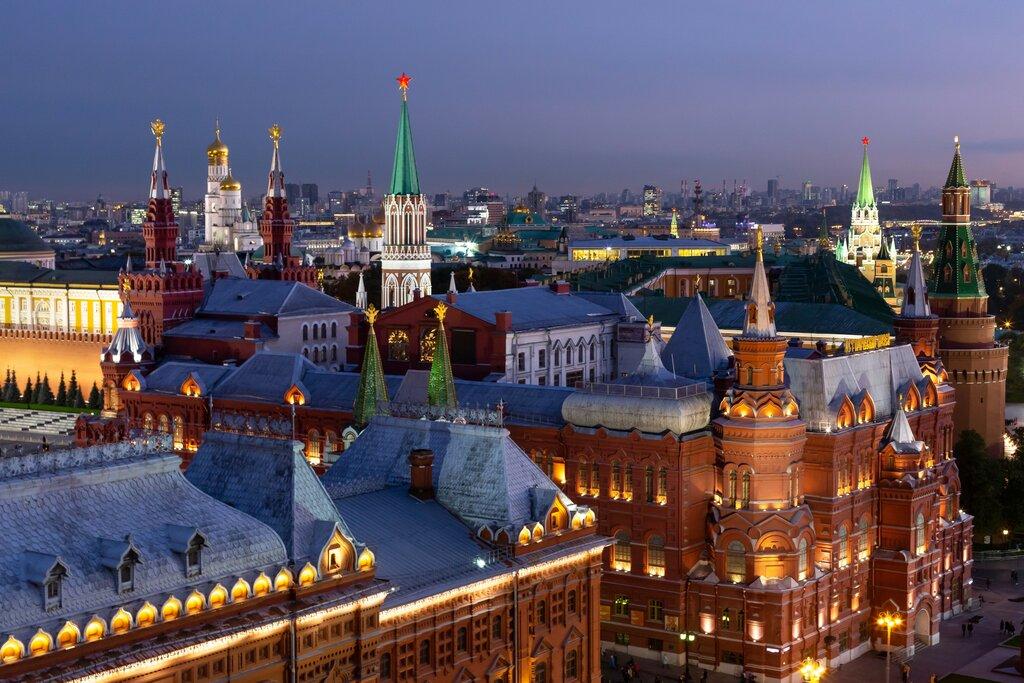 гостиница — Резиденции Москва — Москва, фото №1