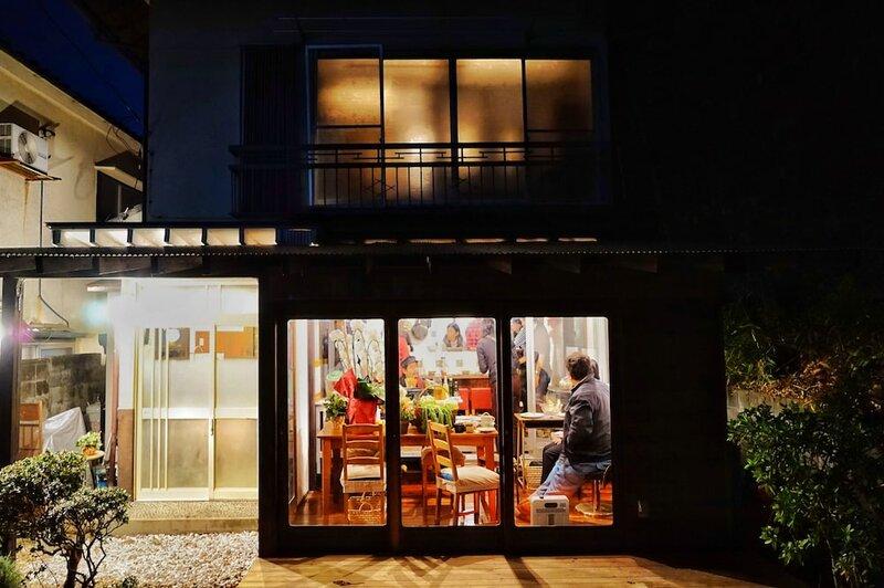 Kazenomori Kitchen -Hostel