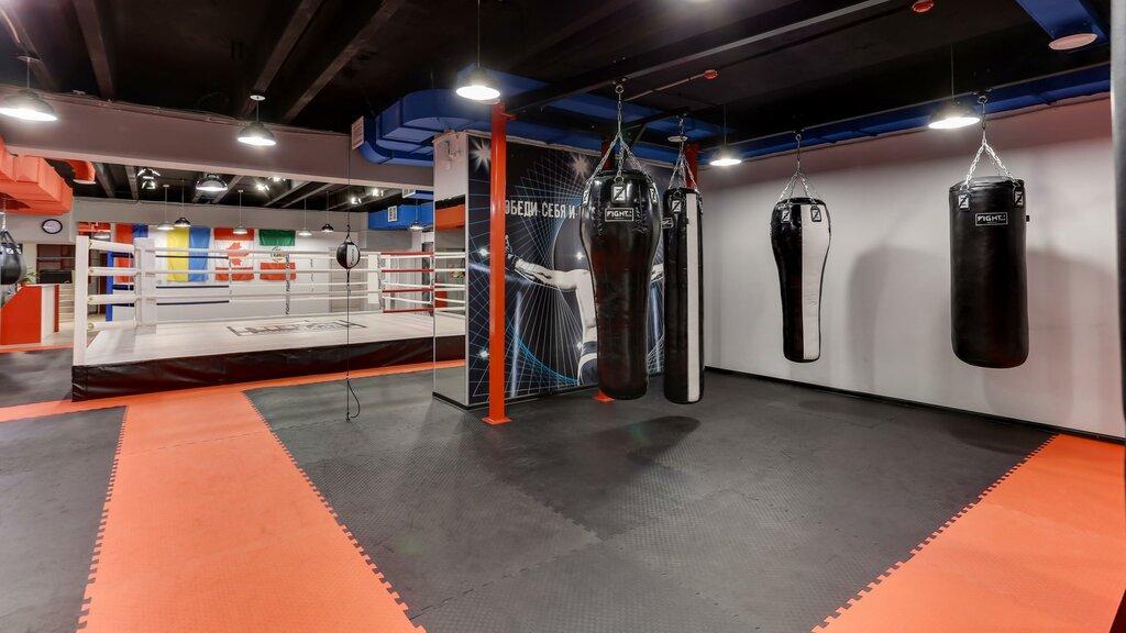 Боксерский клуб вакансии москва ночные клубы у арбата в москве