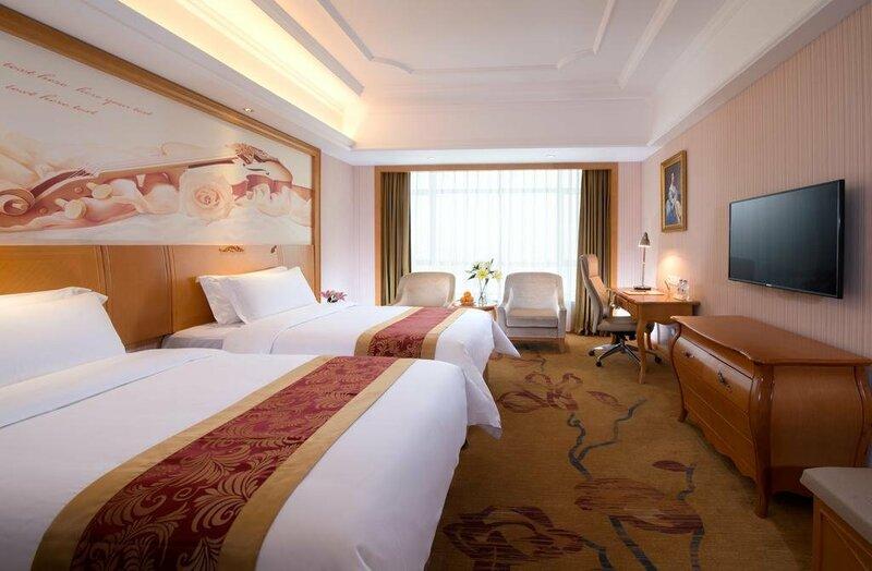 Vienna Classic Hotel Danyang City Hall