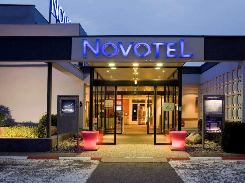 Novotel Mulhouse Bâle Fribourg Hotel