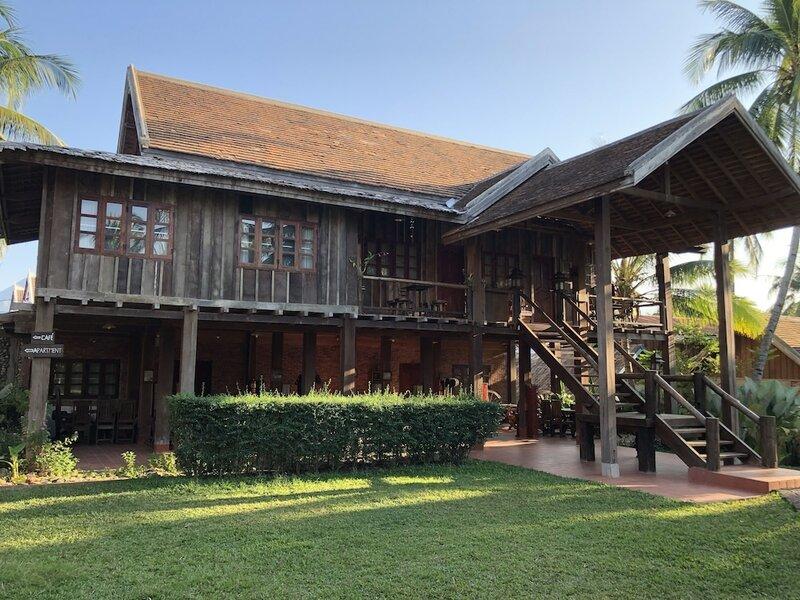 On The Mekong Resort