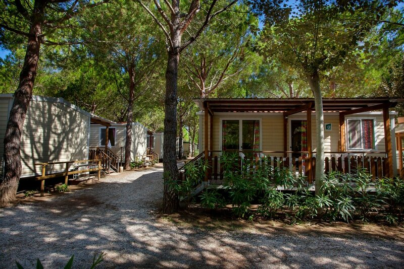 Camping Village Mareblu
