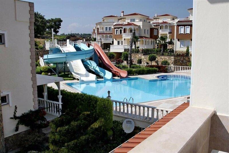 Alanya Incekum Villas