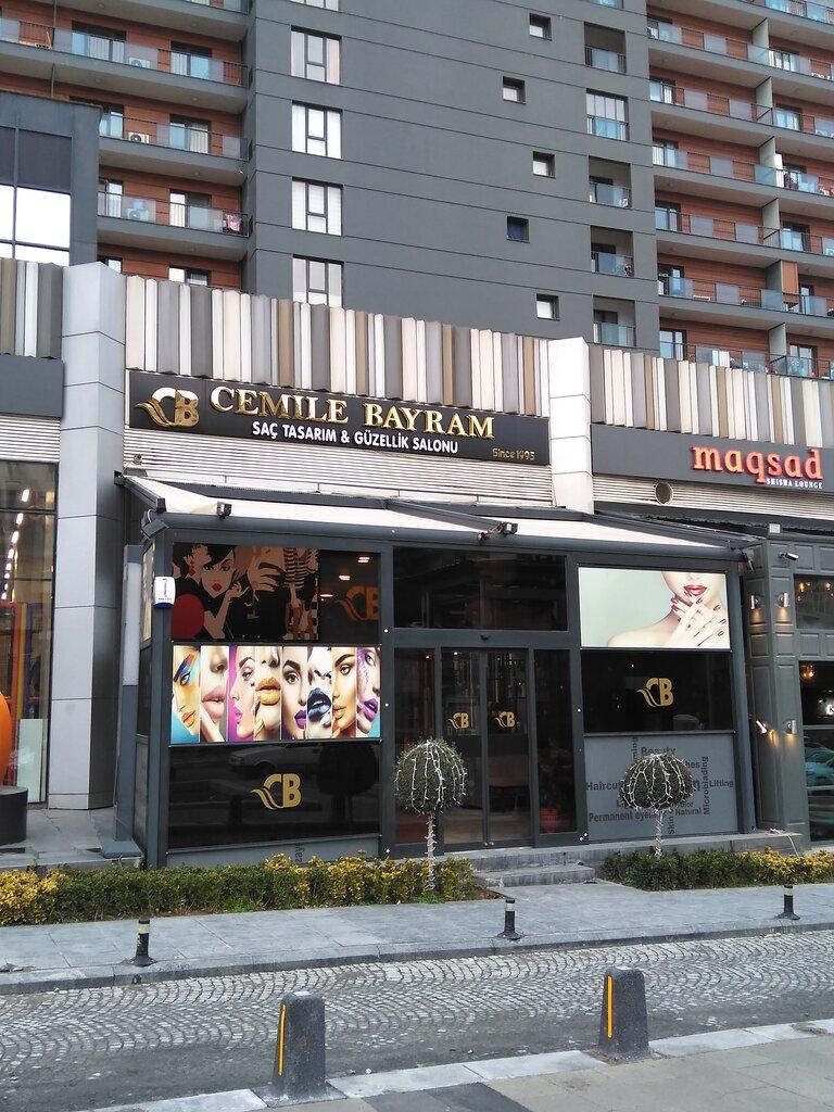 beauty salon — Cemile Bayram Hair Design and Beauty Saloon — Eyupsultan, photo 1