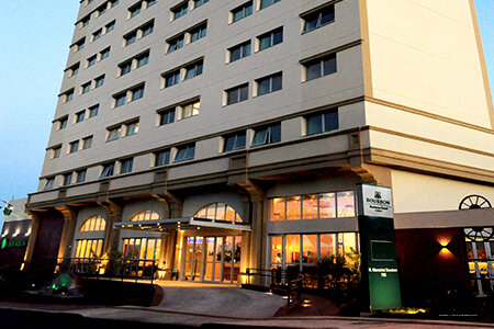 Bourbon Vitoria Residence Hotel