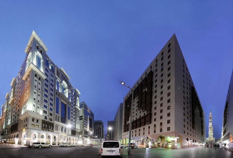 Millennium Al Aqeeq Madinah Hotel