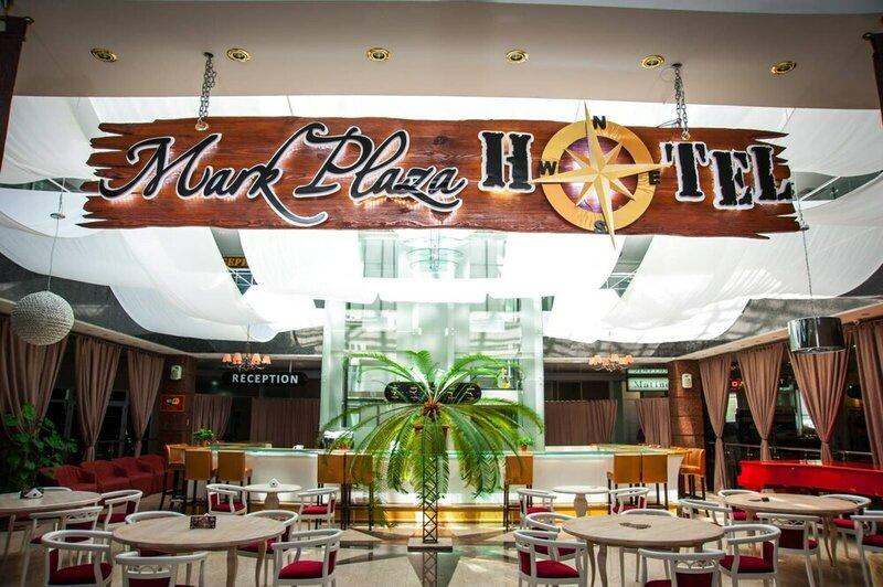 Отель Mark Plaza