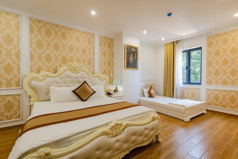 Pho Xanh Apartment & Hotel