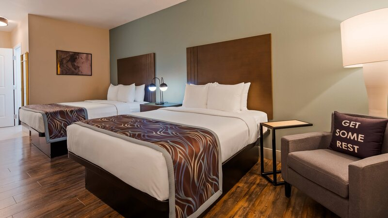 Best Western Plus New Barstow Inn & Suites
