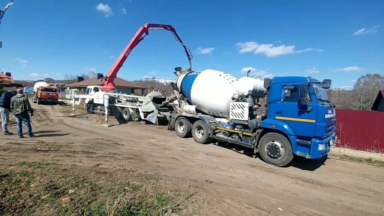 Монолит бетон рахманово использование тощего бетона