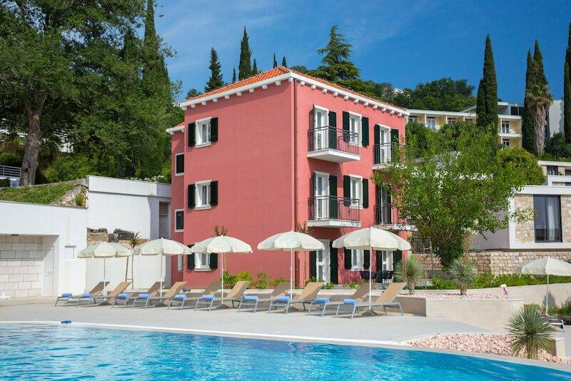 Villas and Apartments Mlini